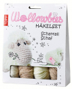 "Wollowbie crocheting kit - sheep ""Schantall"""